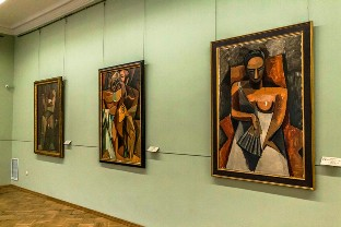 picasso museo hermitage