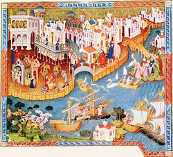 Marco Polo and his travels