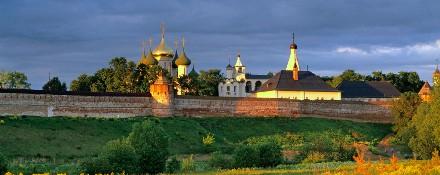 Suzdal Campo 160.L Anello D Oro Antiche Citta Tra Mosca E Il Volga